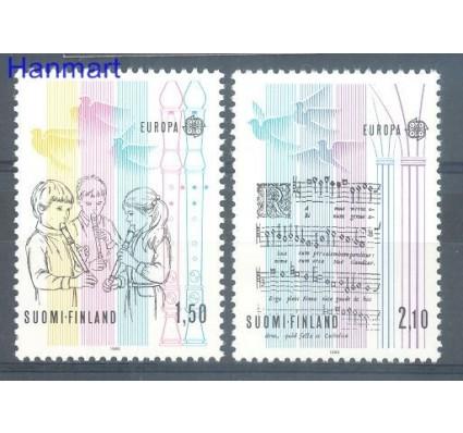 Znaczek Finlandia 1985 Mi 968-969 Czyste **