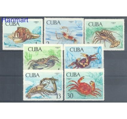 Znaczek Kuba 1969 Mi 1464-1470 Czyste **