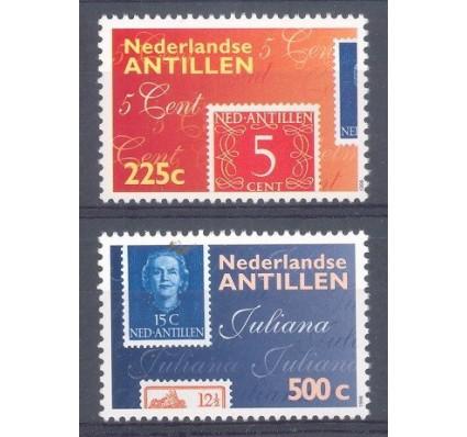 Antyle Holenderskie 1998 Mi 980-981 Czyste **