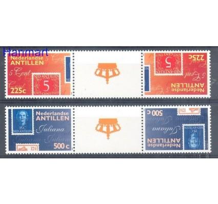 Znaczek Antyle Holenderskie 1998 Mi 980-981 Czyste **