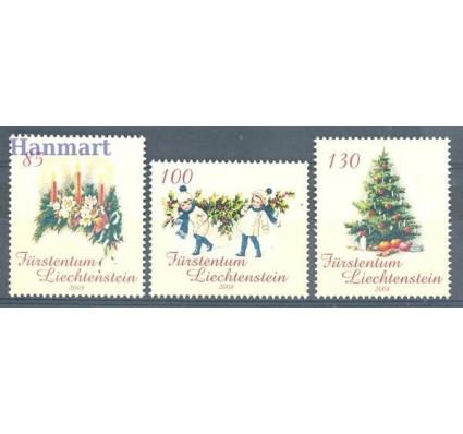 Liechtenstein 2008 Mi 1502-1504 Czyste **