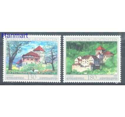 Znaczek Liechtenstein 2009 Mi 1522-1523 Czyste **