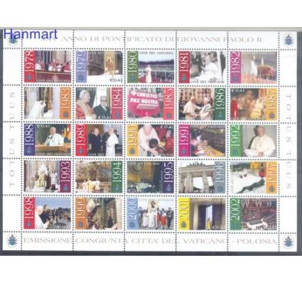 Znaczek Watykan 2003 Mi ark 1429-1453 Czyste **