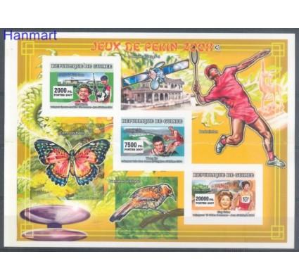 Znaczek Gwinea 2007 Mi 4566-4568 Czyste **