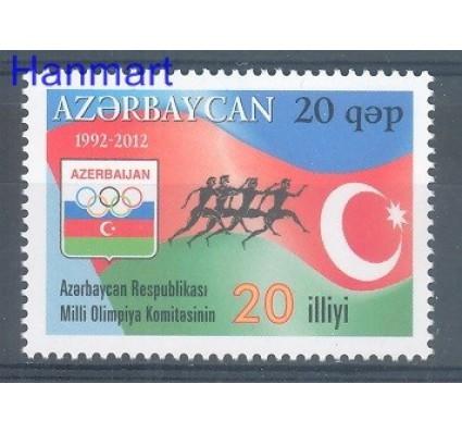 Znaczek Azerbejdżan 2012 Mi 963 Czyste **