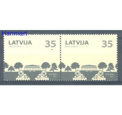 Łotwa 2012 Mi 827 Czyste **
