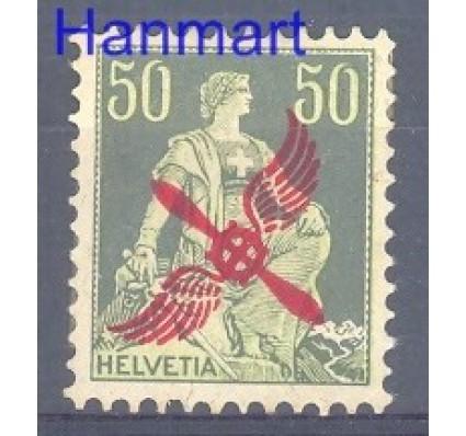Znaczek Szwajcaria 1919 Mi 145 Z podlepką *