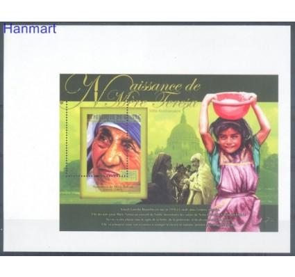 Gwinea 2010 Mi bl 1851 Czyste **