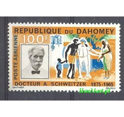 Dahomej 1966 Mi 266 Czyste **