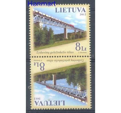 Znaczek Litwa 2012 Mi 1115 Czyste **