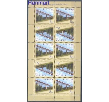 Znaczek Litwa 2012 Mi ark 1115 Czyste **