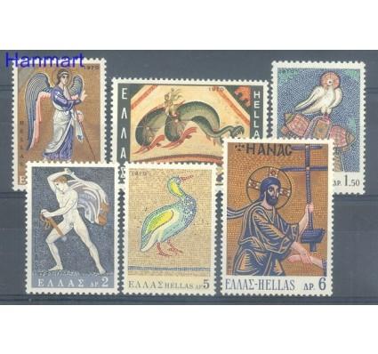 Znaczek Grecja 1970 Mi 1023-1028 Czyste **