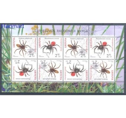 Znaczek Litwa 2012 Mi ark 1100-1101 Czyste **