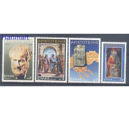 Znaczek Grecja 1978 Mi 1316-1319 Czyste **
