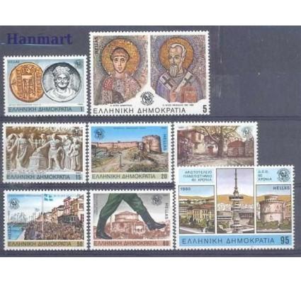 Znaczek Grecja 1985 Mi 1585-1592 Czyste **