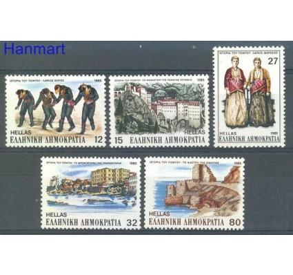 Znaczek Grecja 1985 Mi 1603-1607 Czyste **
