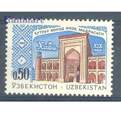 Uzbekistan 1992 Mi 4 Czyste **
