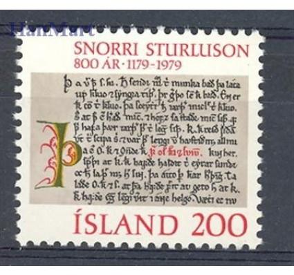 Islandia 1979 Mi 546 Czyste **