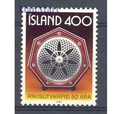 Islandia 1980 Mi 562 Czyste **