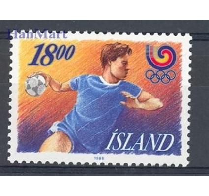 Islandia 1988 Mi 688 Czyste **