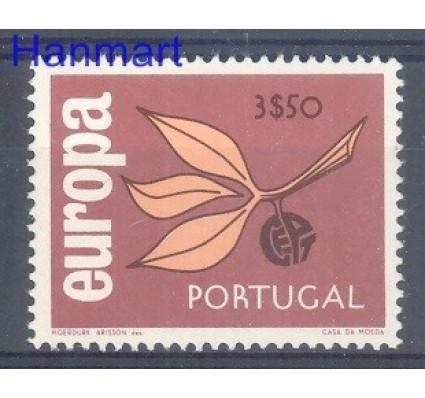 Znaczek Portugalia 1965 Mi 991 Czyste **