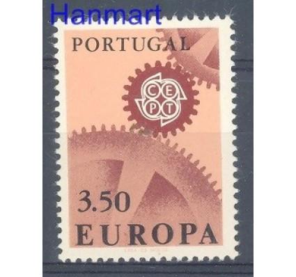 Znaczek Portugalia 1967 Mi 1027 Czyste **