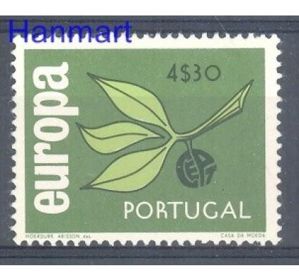 Znaczek Portugalia 1965 Mi 992 Czyste **