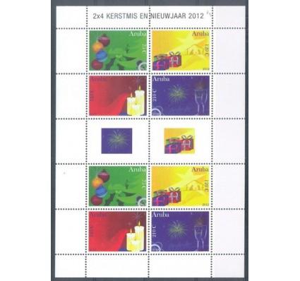 Znaczek Aruba 2012 Mi 681-684 Czyste **