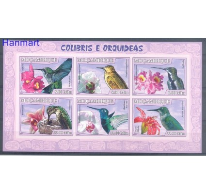Mozambik 2007 Mi ark 3005-3010B Czyste **