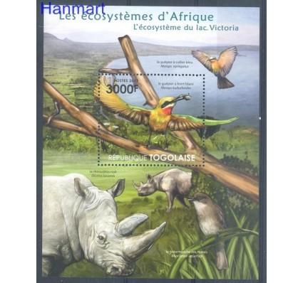 Znaczek Togo 2011 Mi bl 646 Czyste **