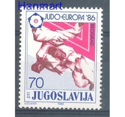 Znaczek Jugosławia 1986 Mi 2158 Czyste **