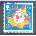 Wyspa Man 2002 Mi 1026 Czyste **
