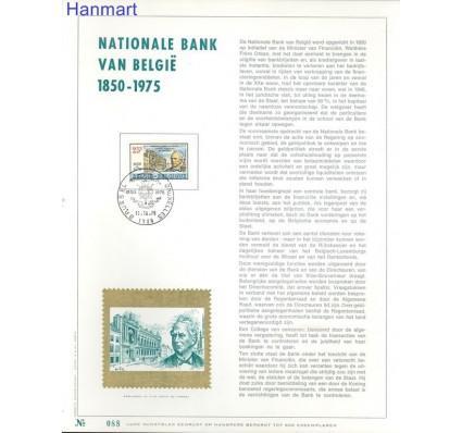 Znaczek Belgia 1975 Mi 1833 Pierwszy dzień wydania