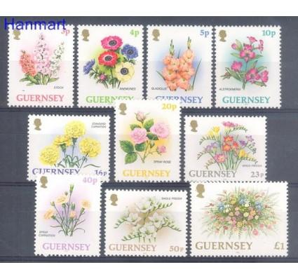 Znaczek Guernsey 1992 Mi 557-566 Czyste **