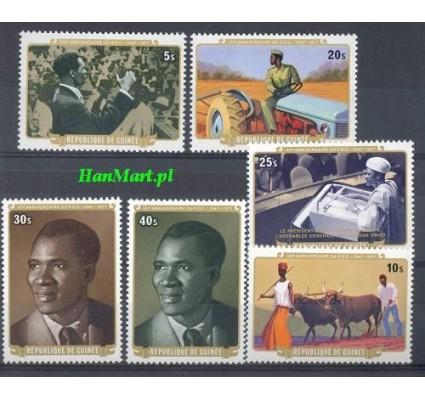 Znaczek Gwinea 1977 Mi 776-781 Czyste **