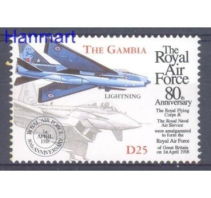 Gambia 1998 Mi 3155 Czyste **