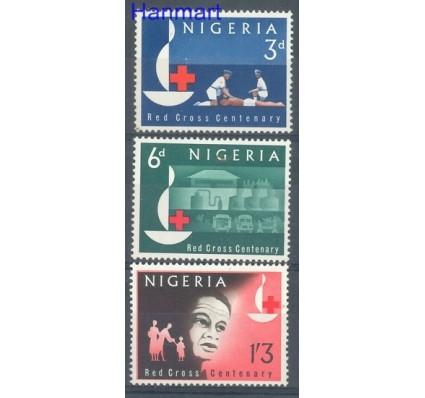 Znaczek Nigeria 1963 Mi 138-140 Czyste **
