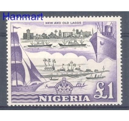 Znaczek Nigeria 1953 Mi 83 Czyste **