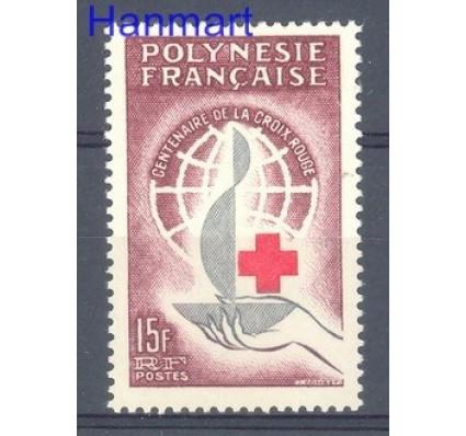 Polinezja Francuska 1963 Mi 30 Czyste **