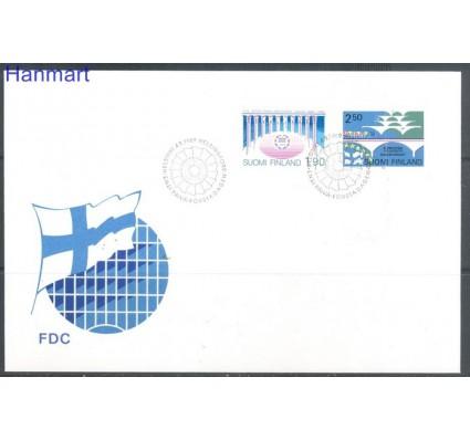 Znaczek Finlandia 1989 Mi 1093 FDC
