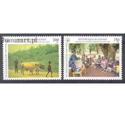 Znaczek Gwinea 1995 Mi 1546-1547 Czyste **