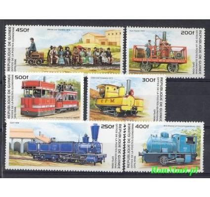 Znaczek Gwinea 1996 Mi 1579-1584 Czyste **