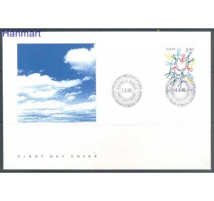 Znaczek Finlandia 1995 Mi 1295 FDC