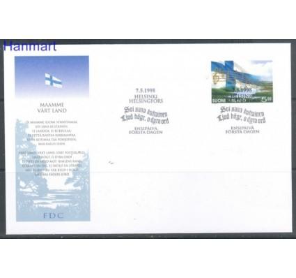 Znaczek Finlandia 1998 Mi 1434 FDC