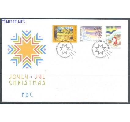 Finlandia 1999 Mi 1499-1500 FDC
