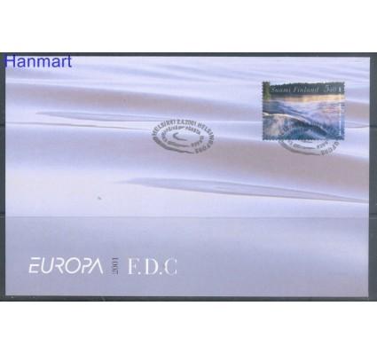 Finlandia 2001 Mi 1566 FDC