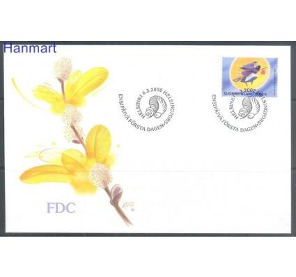 Finlandia 2002 Mi 1609 FDC