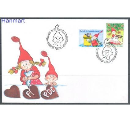 Znaczek Finlandia 2003 FDC
