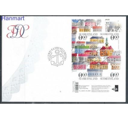 Znaczek Finlandia 2002 Mi bl 29 FDC