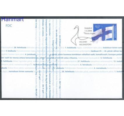 Znaczek Finlandia 2006 Mi 1795 FDC
